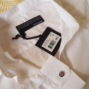 The Kooples - Classic White Dress shirt